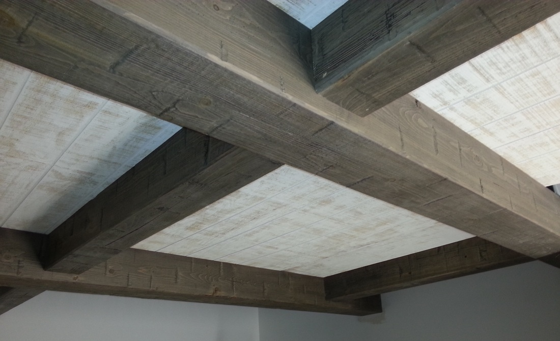 Picture Hollow Timber beams
