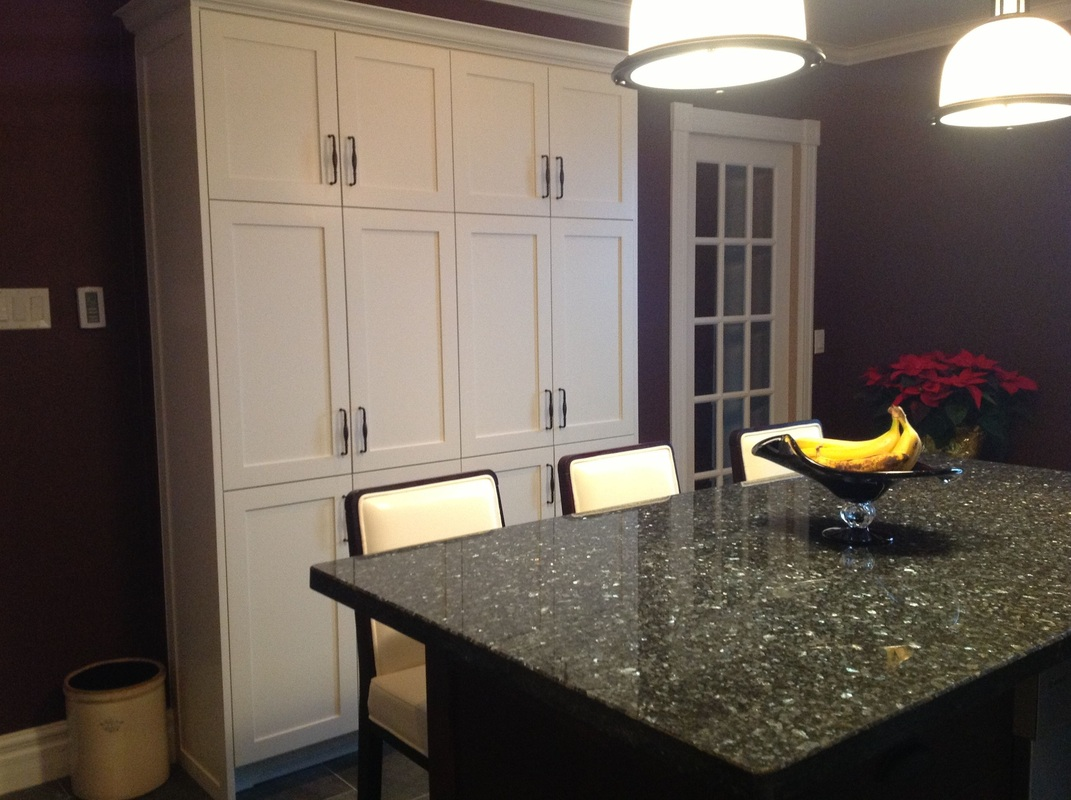 Kitchen renovation cabinets and custom kitchen by for Kitchen cabinets barrie